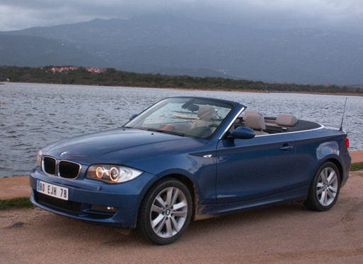 essai bmw s rie 1 cabriolet la tradition a du bon. Black Bedroom Furniture Sets. Home Design Ideas