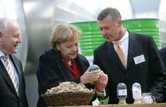 Société Choren/Allemagne : une raffinerie de biocarburant de 2e génération à Freiberg