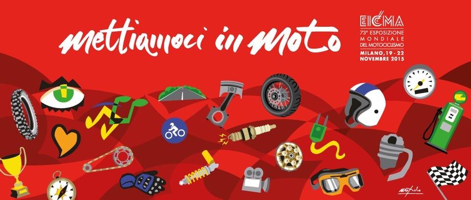 Eicma 2015 : les infos du salon de Milan du 19 au 22 novembre
