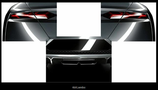 L'Urus a vecu, vive la Lamborghini Estoque