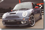 Mini Cooper S John Works GP kit : le top de la Mini