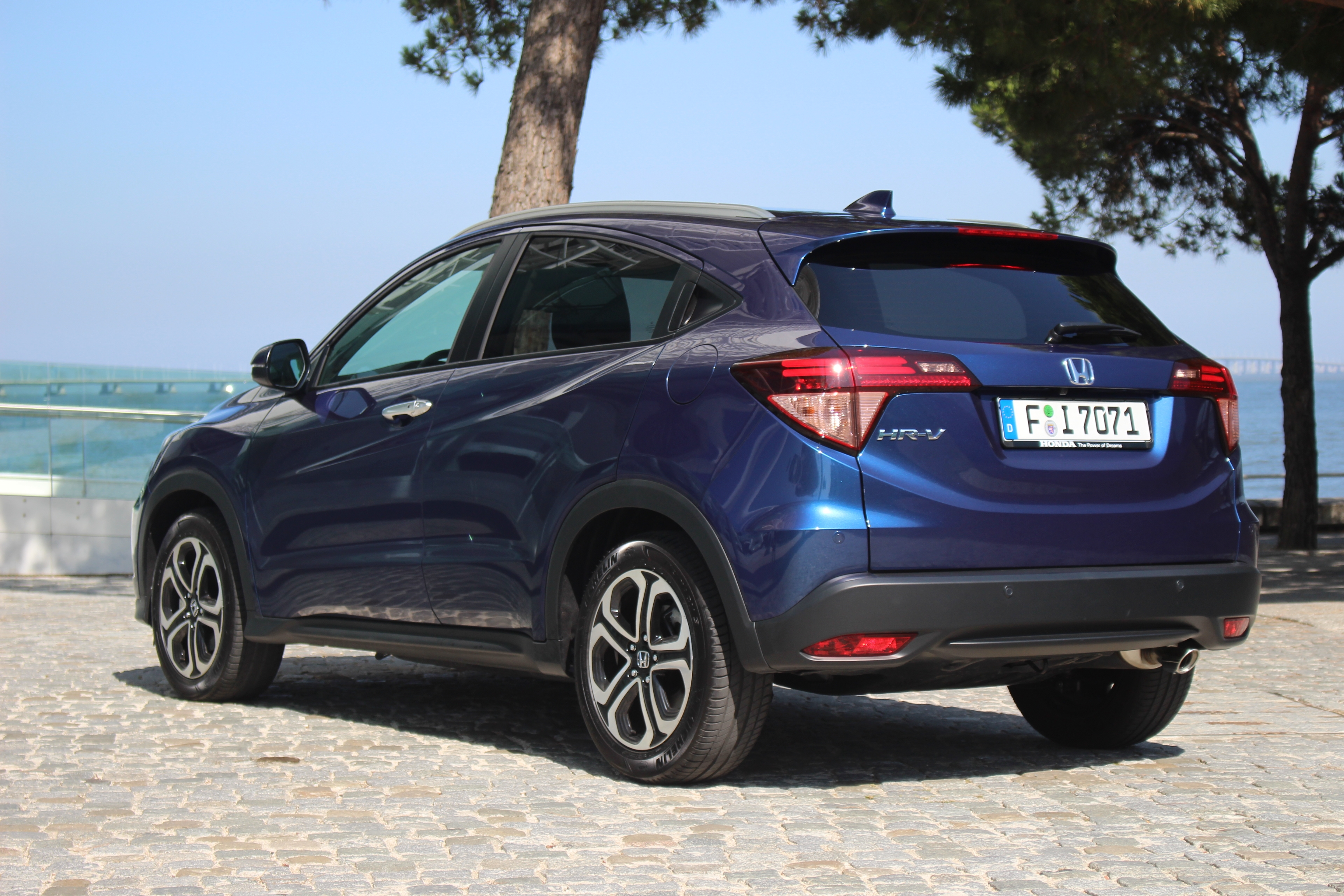 essai vid o honda hrv 2 seconde chance