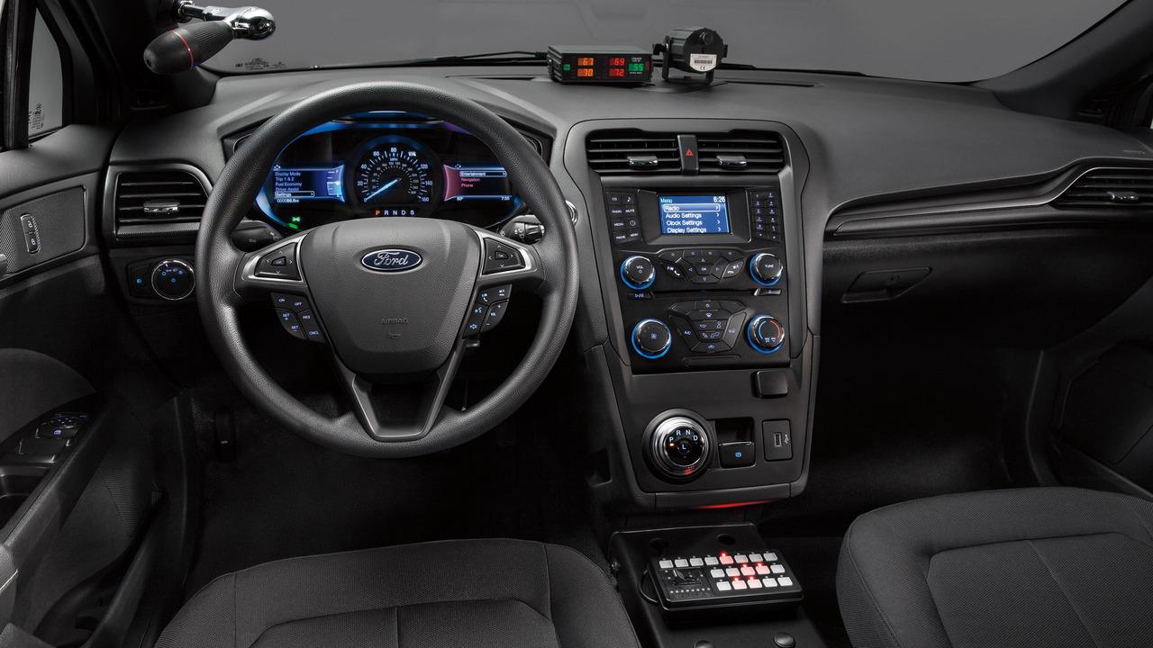 Ford Lance La Premi 232 Re Voiture De Police Hybride