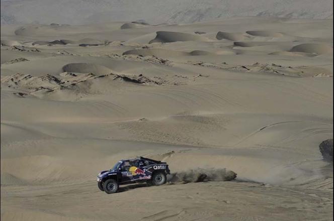 Dakar 2013 - Etape 4 : Al-Attiyah revient sur Peterhansel