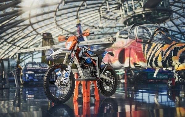 Nouveauté 2018: KTM Freeride E-XC