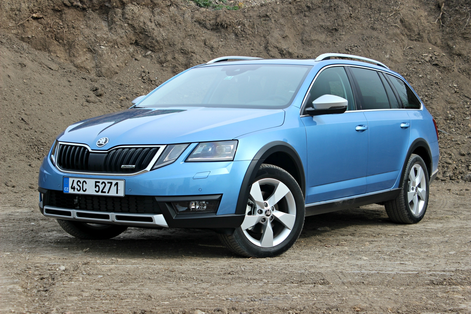 skoda octavia break occasion