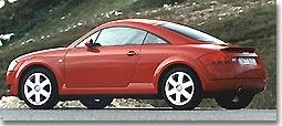 L' Audi  Toujours Tentante