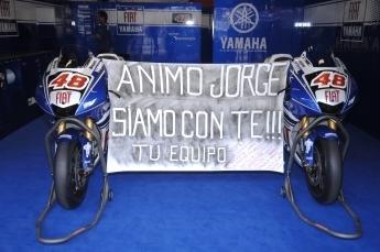 Moto GP - Catalogne: Des nouvelles de Lorenzo