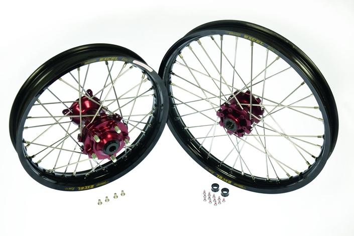 Des jantes complètes Haan Wheels pour Trail