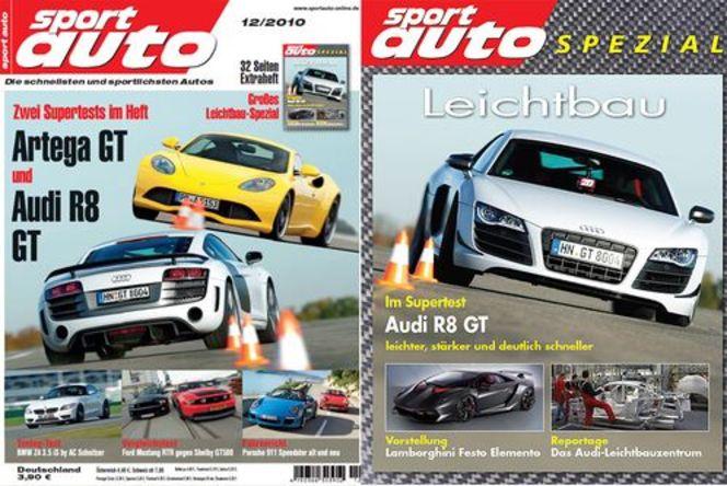 Ring Folies : l'Audi R8 GT en 7'34, comme la Koenigsegg CCR