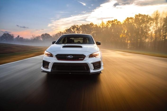 Salon de Detroit 2019 : la Subaru STI S209 plus affûtée que jamais
