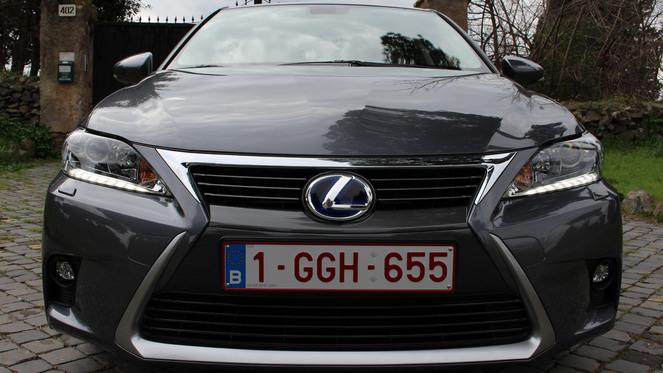 Essai - Lexus CT200h restylée : léger repoudrage