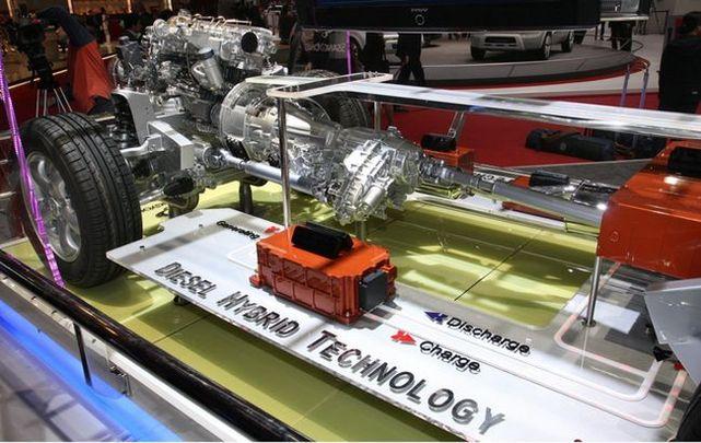 Ssangyong Motor sortira des hybrides-diesel d'ici 2014