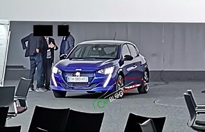Surprise - Voici la nouvelle Peugeot 208