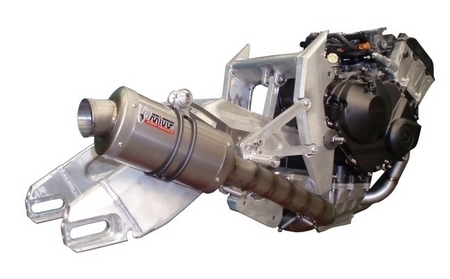 Moto GP - Moto2 : Mivv équipera les motos du Team Sprint Technology