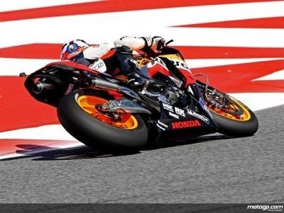 Moto GP - Catalogne D.3: Pedrosa, l'autre Roi d'Espagne