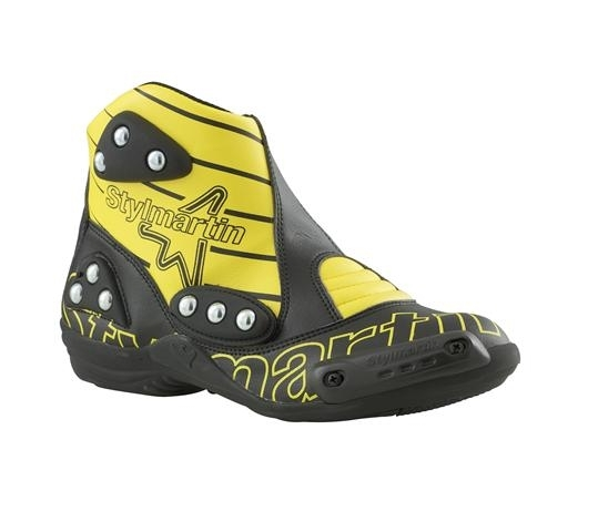 Mini botte ultra lookée: Stylmartin Speed S1.