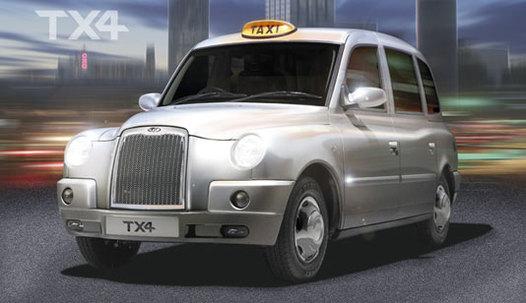 Vous pourrez prendre un taxi londonien 100% électrique dès 2009 !