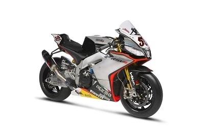 Superbike - Aprilia: la RSV4 change de couleur et on veut la même en série !