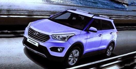 Pékin 2014 - Voici le nouveau Hyundai iX25