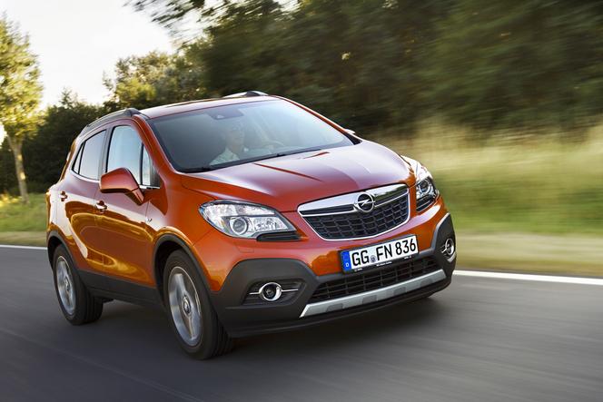 L'Opel Mokka à nouveau plébiscité