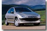 Peugeot 206 : 3 modèles, 3 raisons, 3 budgets