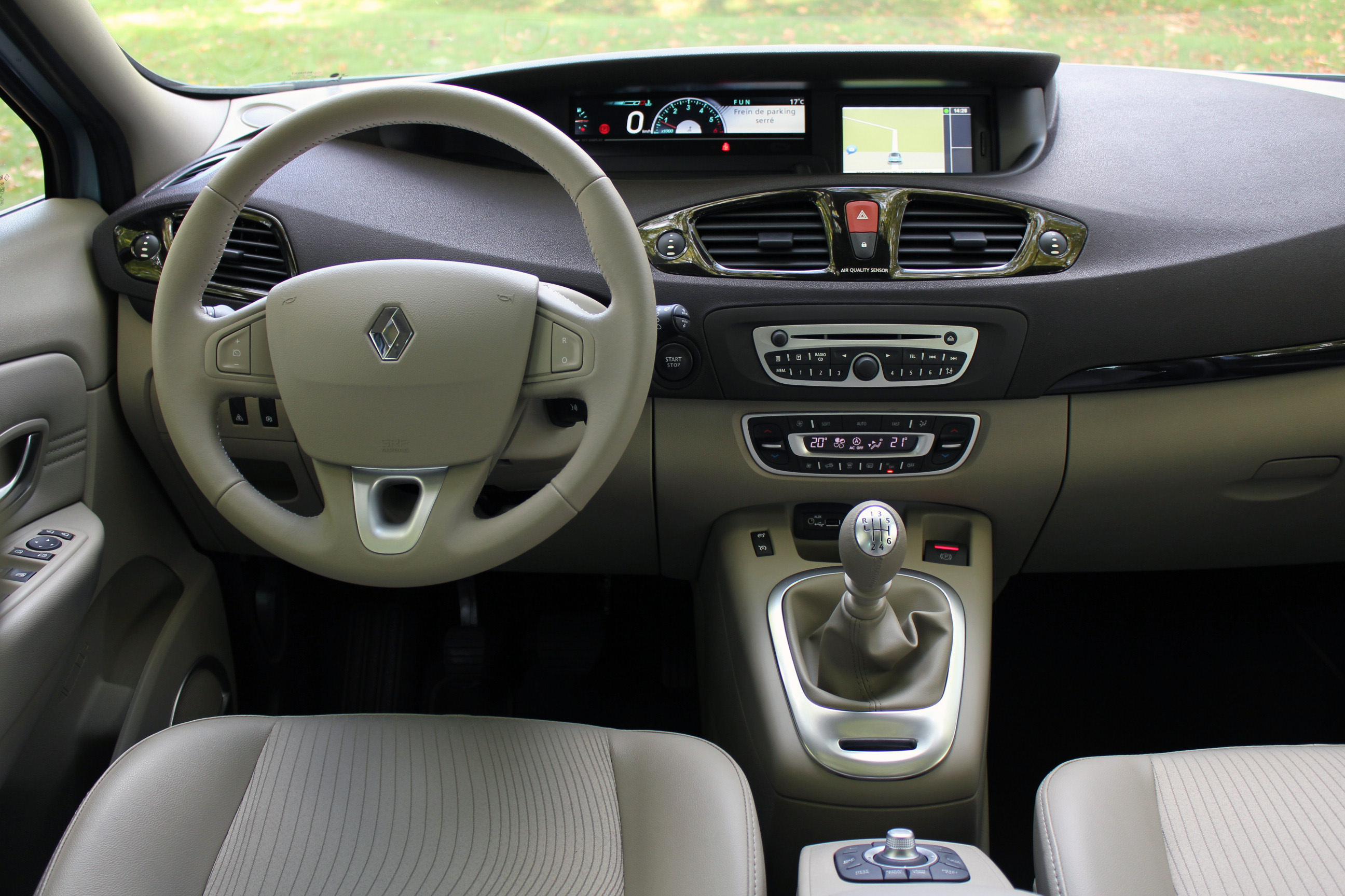 Comparatif Renault Sc 233 Nic Ford C Max Destination Famille