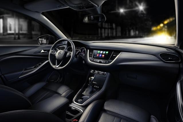 Opel dévoile le Grandland X