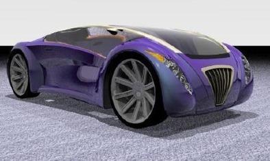 L'ElektrikCar, un projet de coupé sport électrique