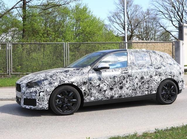 Surprise : la BMW Série 1 à transmission avant, c'est elle