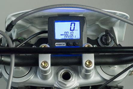 Quantya France commercialise le STRADA 48V électrique début mai 2008