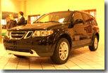 Saab 9-7X : le SUV américain de Saab en France : 6L, V8 et super GPL