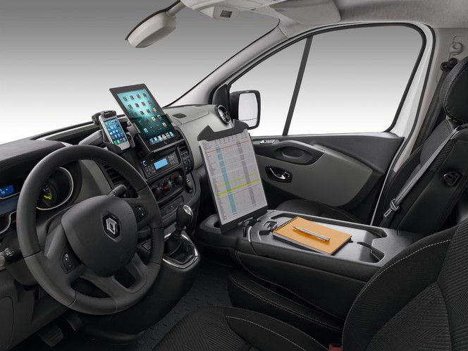 Le Nouveau Renault Trafic enfin dévoilé