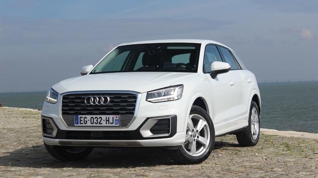 L'Audi Q2 arrive en occasion : petite taille, gros prix?