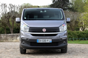 Essai - Fiat Talento : une alternative au Renault Trafic