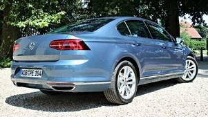 Essai - Volkswagen Passat GTE : mieux qu'une TDI