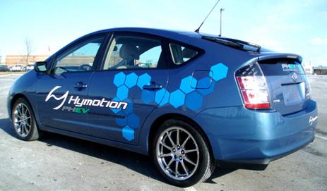 La Toyota Prius II peut devenir hybride électrique rechargeable