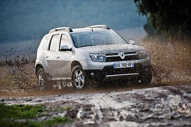 Dacia (Renault) Duster: le million!