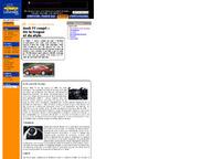 L'actualité du lundi 29 novembre 2010