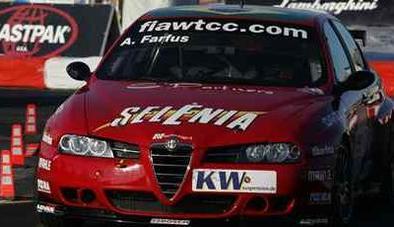 WTCC: Farfus et Alfa, une dernière victoire en guise d'au revoir.