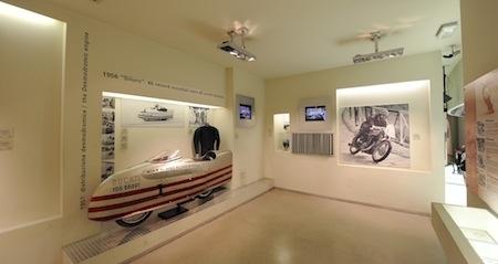 Visite virtuelle du Musée Ducati: bienvenue à Bologne