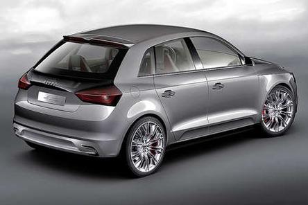 L'Audi A1 Sportback Concept ? 92 g CO2/km