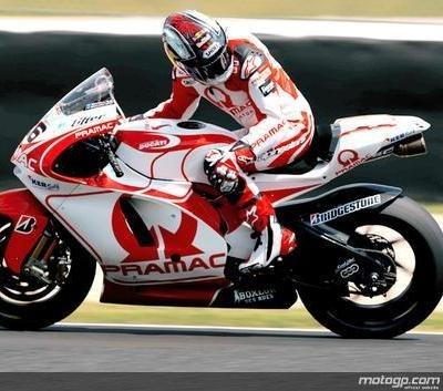 Moto GP - Ducati: Confirmation de Kallio chez Pramac