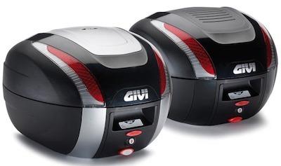 Top case Givi B33: 2 versions pour vous faciliter la vie...