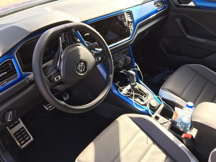 Volkswagen T-Roc : les premières images de l'essai + impressions de conduite