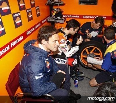 Moto GP - Catalogne Test: Essais Honda contrariés, Pedrosa hospitalisé