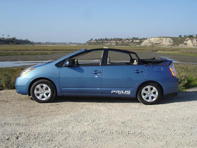 La Prius se découvre