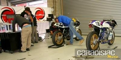 4 heures d'endurance de Spa-Francorchamps : la tricherie serait-elle en train de gagner le monde de la moto classique ?...