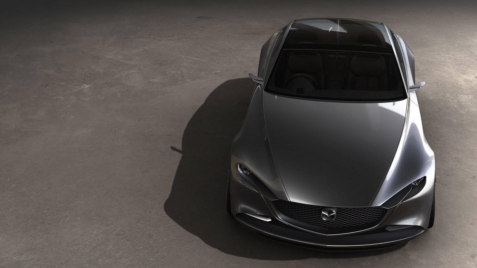 Mazda Kai Concept et Vision Coupé — Tokyo