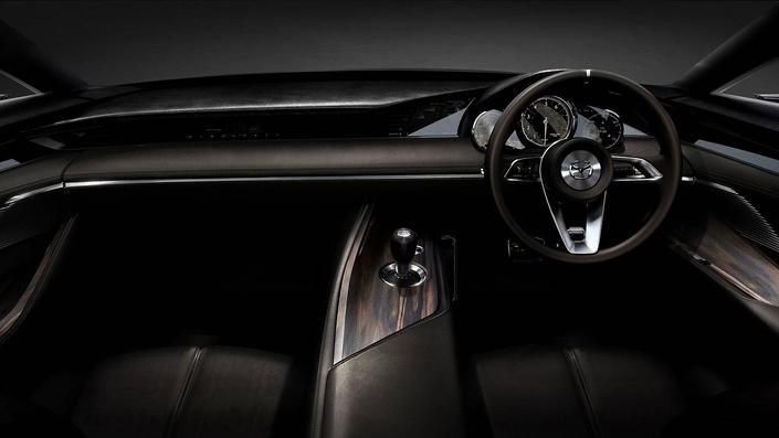 Salon de Tokyo 2017 - Mazda Vision coupé : Kodo 2.0